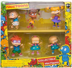 rugrats 2 deluxe action figure 6 pack rugrats http www