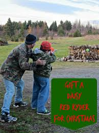 cool christmas gift for boys a daisy red ryder bb gun the