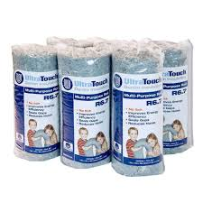 ultratouch 16 in x 48 in denim insulation multi purpose roll 6
