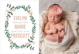 baby announcements cheap girl birth announcements invite shop