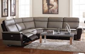 Living Room Sectional Sets by Antigoni Taupe Living Room Sectional 5pc Set For 3 248 00