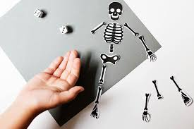 free printable skeleton game u2014 all for the boys