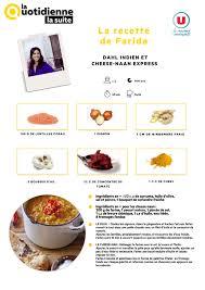 tele 7 jours recettes cuisine les recettes la quotidienne la suite 5 cuisine et