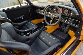 Porsche 911 Vintage - 2015 goodwood festival of speed invites singer vehicle design for
