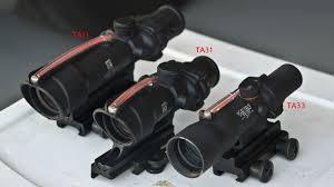 amazon acog black friday acog comparison ta11 vs ta31 vs ta33 vs ta44 c
