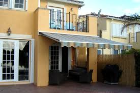System Awnings Retractable Awnings Miami Atlantic Awnings