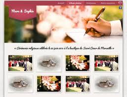 le site du mariage créer un site de mariage création site facile de mariage digitaleo