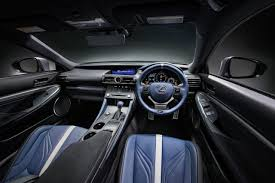lexus rc interior 2017 lexus rc f u0026 gs f matte grey special editions coming to australia
