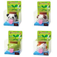 aliexpress com buy cute animal tongue pot ceramic self watering