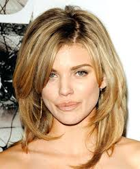 shaggy bob hairstyles 2015 unique medium length shaggy hairstyles for round faces medium