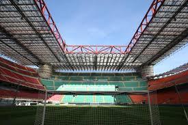 stadio san siro ingresso 8 struttura stadio san siro