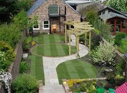 Backyard Planter Designs 18 inspirational and beautiful backyard gardens page 4 of 4