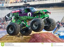 grave digger monster truck power wheels grave digger monster truck editorial photography image 24842052
