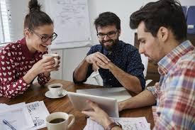 image pause café bureau solutions pause café café au bureau café pour entreprises