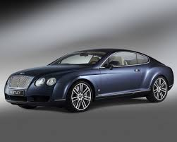 bentley blue bentley continental gt review and photos