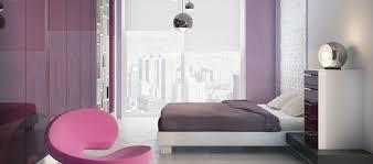 couleur parme chambre meuble de bibliothèque dans une chambre à coucher parme photo 12 15