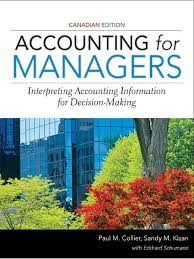 accounting for managers canadian edition financial statement