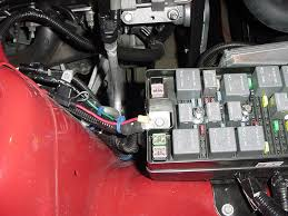 Acura Aftermarket Fog Lights Wiring Diagram Wiring Fog Lights On A V6 The Mustang Source Ford Mustang Forums