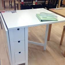 Folding Dining Table Ikea by Ikea White Folding Desk Table Oak Folding Table And Chairs Indoor