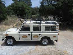 land rover safari roof classic 1981 land rover 109 estate car for sale 2607 dyler