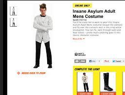 Patient Halloween Costumes Asda Isn U0027t Disturbing Halloween Costumes Mock