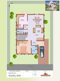 Floor Plan For 30x40 Site by Ground Floor House Plans South Face Arts