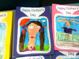 mother u0027s day cards 6 7 u0026 a few 8 year old children write