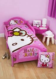 Hello Kitty Bedroom Decor Ideas To Make Your Bedroom More Cute - Hello kitty bunk beds