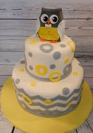 owl baby shower cake baby shower cakes melissas simply sweet custom bake shop
