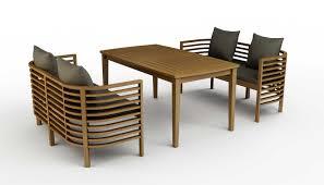 Creative Wooden Dining Table Dining Room Aingoo 5pcs Font B 2017 Dining B Font Room Set Font