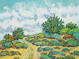 Impressionist Landscape Painting by My Original Landscape Paintings Of The American Southwest