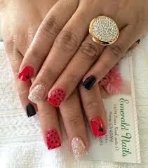 summer acrylic nail designs choice image nail art designs