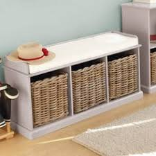 Storage Bench With Baskets Http Www Thewhitelighthousefurniture Co Uk Hallway Furniture