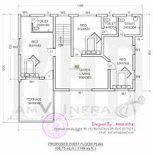 12 villa floor plans with measurements contemporary villa plans