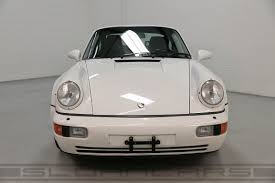 porsche 964 white 1994 porsche 964 3 6 turbo grand prix white 49 515 miles sloan cars