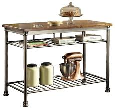 Everett Kitchen Island Industrial Kitchen Islands And Kitchen - Kitchen cart table