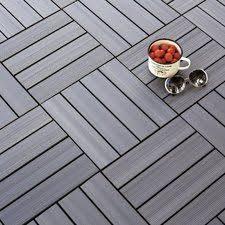 stone deck tiles garden winds back deck pinterest stone deck