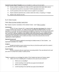 autopsy report template sle forensic report 6 documents in word pdf