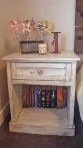 nightstands simply shabby chic sour cream mini farmhouse bedside