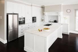 modern classic kitchen design open concept modern classic kitchen design with dinning area stock