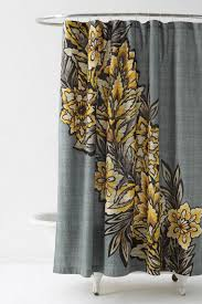 Anthropologie Ruffle Shower Curtain Turning Tables Designing The Everyday Shower Curtain Refresh