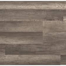 Gray Laminate Flooring Trafficmaster Grey Oak 7 Mm Thick X 8 03 In Wide X 47 64 In