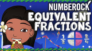 Equivalent Fractions Super Teacher Worksheets Equivalent Fractions Song By Numberock Youtube