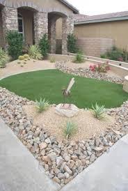Gartengestaltung Mit Steinen Und Grsern Modern Vorgartengestaltung Pflegeleicht Mandrie
