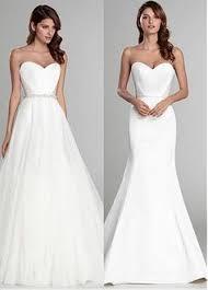 2 wedding dresses 2017 wedding dress trends part 2 silhouettes embellishments