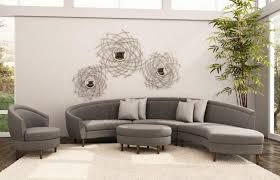 Curved Sofa Designs Room Designs With Curved Sofas