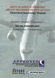 jaa atpl book 04 oxford aviation jeppesen powerplant