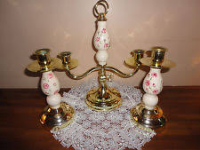 home interiors and gifts candles home interiors candle candlesticks ebay