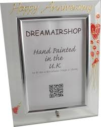 40th wedding anniversary gift 40th 44th wedding anniversary dreamair co uk