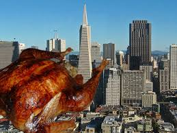 the eater sf thanksgiving dinner heatmap